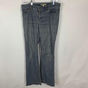 Womens Cabi Blue Jeans Sz 6 A1439